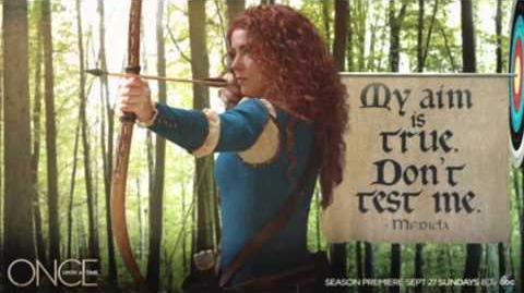 Once Upon A Time - Season 5 Teaser - Merida