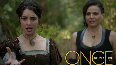 Regina lehrt Drizella Magie - Once Upon A Time - Spannende Momente