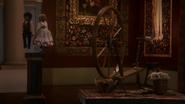 1x12 marionnettes Stephen Donna rouet de Rumplestiltskin Château des Ténèbres