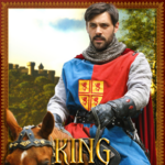 Once Upon a Time season 5 King Arthur legendary leader of Camelot poster.png