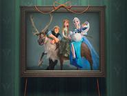 Frozen Fever La Reine des Neiges Une Fête Givrée promo 5 Sven Kristoff Anna Elsa Olaf