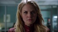 1x22 Emma Swan Hôpital Livre Conte Malédiction Magie Souvenirs