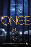 Once Upon a Time season saison 7 Poster Officiel