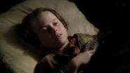 3x08 Rumplestiltskin enfant tristesse abandon perte poupée bonhomme de paille Peter Pan