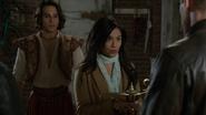 6x10 Aladdin (Storybrooke) Jasmine David Nolan lampe génie décision retrouver Agrabah prête sacrifice