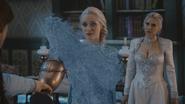 4x08 Anna urne magique enfermement Elsa Ingrid Reine des Neiges