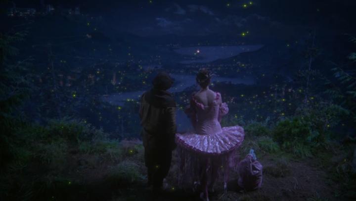 Glühwürmchenhügel