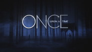 Once Upon a Time logo titlecard générique épisode 1x13