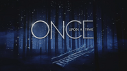 Once Upon a Time logo titlecard générique épisode 4x05