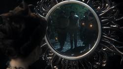 1x09 Méchante Reine Regina dos Miroir Magique Blanche-Neige Sept Nains Grincheux Dormeur Prof