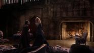 4x14 Forteresse interdite Maléfique Regina ancien dragon mauvais caractère