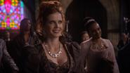 7x22 Zelena sourire applaudissement couronnement Tiana