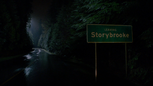 7x22 nuit route panneau sortie Storybrooke.png