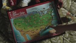 2x06 carte des États-Unis d'Amérique du Nord main doigt Emma Swan désignation Tallahassee.png
