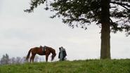 1x18 Rocinante Reine Regina Daniel Colter baiser arbre colline
