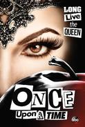 Once Upon a Time saison 6 Méchante Reine teaser poster affiche Comic Con