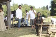 1x06 Photo tournage 2