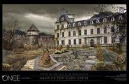 Rumple castle after curse