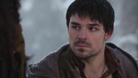 1x15 Peter forêt neige arbre loup-garou Scarlett peur transformation