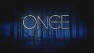 Once Upon a Time logo titlecard générique épisode 4x15