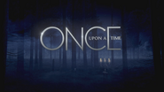 Once Upon a Time logo titlecard générique épisode 3x15