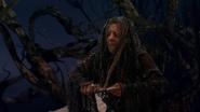 1x02 Sorcière aveugle mèche cheveux