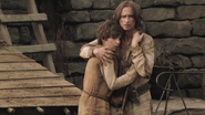 1x08 Rumplestiltskin Baelfire impuissants face au kidnapping Guerre des Ogres