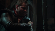 1x22 Prince David prison lutte