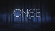 Once Upon a Time logo titlecard générique épisode 1x08