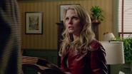 1x02 Emma Swan cabinet docteur Archie Archibald Hopper dossier