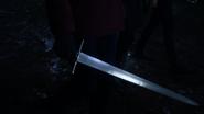 6x10 Emma Swan épée Hrunting