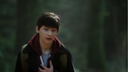 4x08 Henry Mills Emma Swan proposition aide blessure