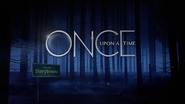 Once Upon a Time logo titlecard générique épisode 7x22