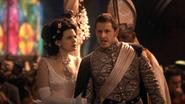 1x01 Blanche-Neige Prince David Charmant appel