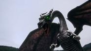 4x14 Maléfique dragon rugissement