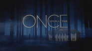 Once Upon a Time logo titlecard générique épisode 5x21