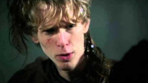 3x11 Pan takes Felix's heart. Everyone talks about Pan & the new curse