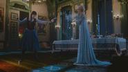 4x08 Anna urne magique enfermement Elsa