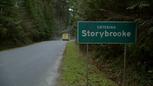7x21 Rollin' Bayou camion food truck route panneau entrée Storybrooke.png