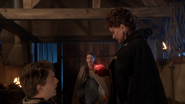 1x18 Daniel Colter jeune Reine Regina cœur enchanté Cora meurtre mort assassinat