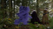 6x10 Magie Blanche David Uchronie forêt