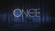 Once Upon a Time logo titlecard générique épisode 1x18
