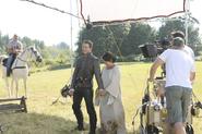 1x06 Photo tournage 1