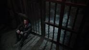 1x22 Prince David prison lutte force