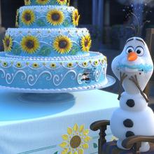 Frozen Fever La Reine des Neiges Une Fête Givrée promo 4 Olaf.png