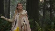 6x10 Princesse Emma forêt chanson fleurs