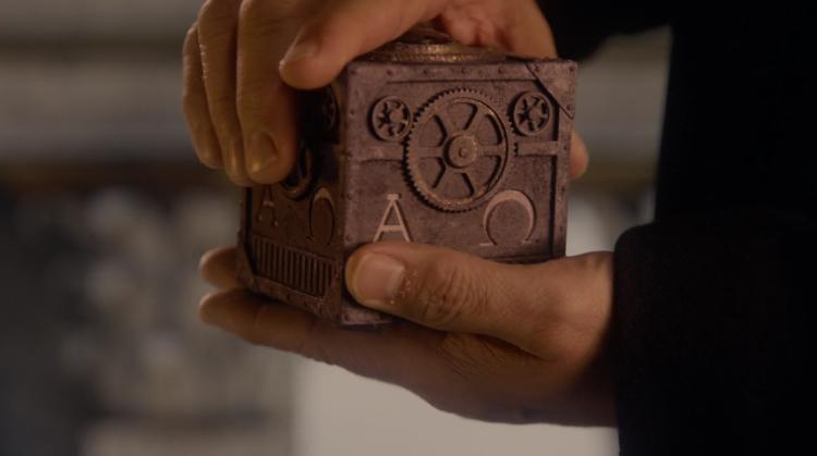 Caja de Pandora del Inframundo