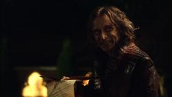 1x04 Rumplestiltskin contrat Cendrillon marché conclu sourire