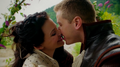 Snow and Charming married