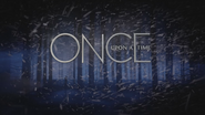 Once Upon a Time logo titlecard générique épisode 4x10